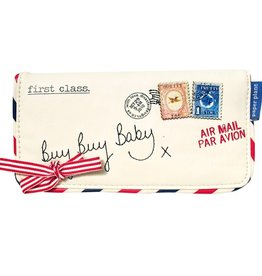 Paper Plane Ladies Wallet by House of Disaster