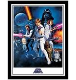Star Wars - A New Hope Framed Print