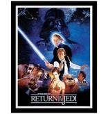 Star Wars - Return of the Jedi Framed Print