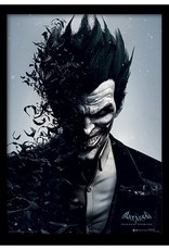 Batman - Arkham Origins Joker Framed Print