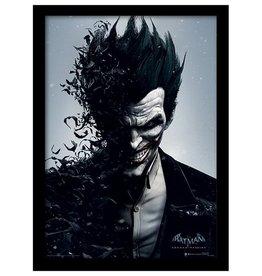 Batman - Arkham Origins Joker Framed Print