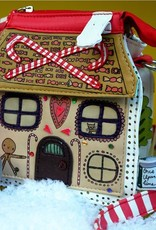 Gingerbread House Mini Bag by House of Disaster