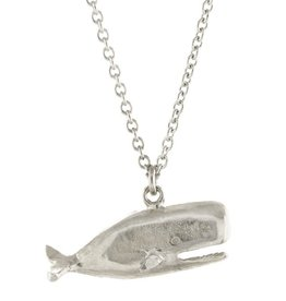 Alex Monroe - Moby Dick Sterling Silver Necklace