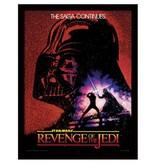Star Wars - Revenge of the Jedi Framed Print