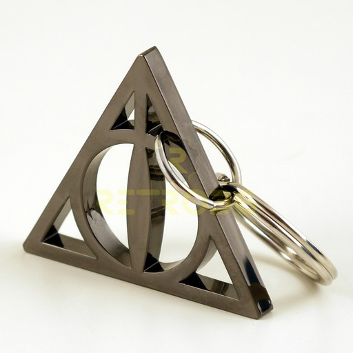 Harry Potter - The Deathly Hallows Keyring