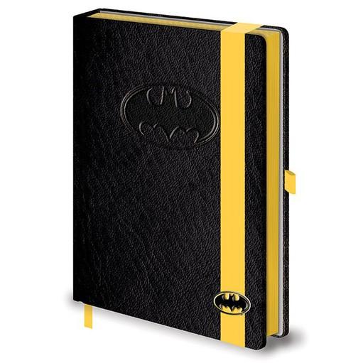 Batman - Classic Logo Premium A5 Notebook