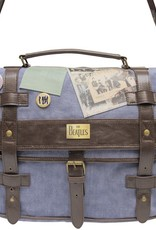The Beatles - Tour Canvas Satchel