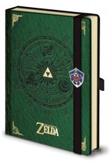 The Legend of Zelda - Premium A5 Notebook