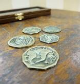 The Hobbit - Dwarven Treasure Coin Set