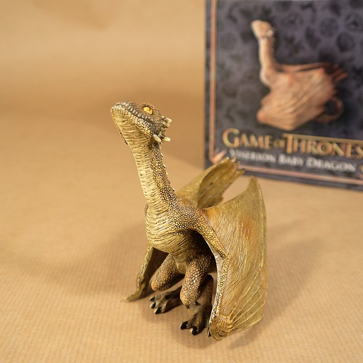 Game of Thrones - Viserion Baby Dragon