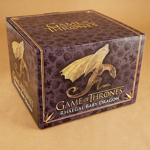 Game of Thrones - Rhaegal Baby Dragon