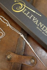 Harry Potter - Harry's Wand Necklace - Silver Plated