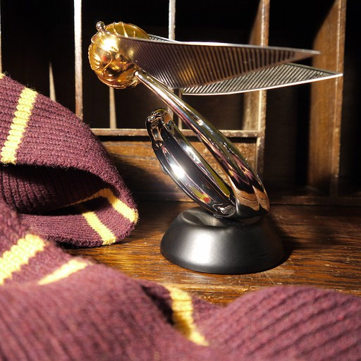 Harry Potter - The Golden Snitch Sculpture