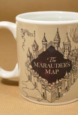 Harry Potter - The Marauder's Map Heat Changing Mug
