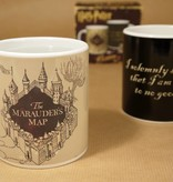 Harry Potter - The Marauder's Map Heat Changing Mug