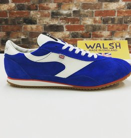 Walsh - Cobra Race Men's Sneakers - Peacock Blue/White