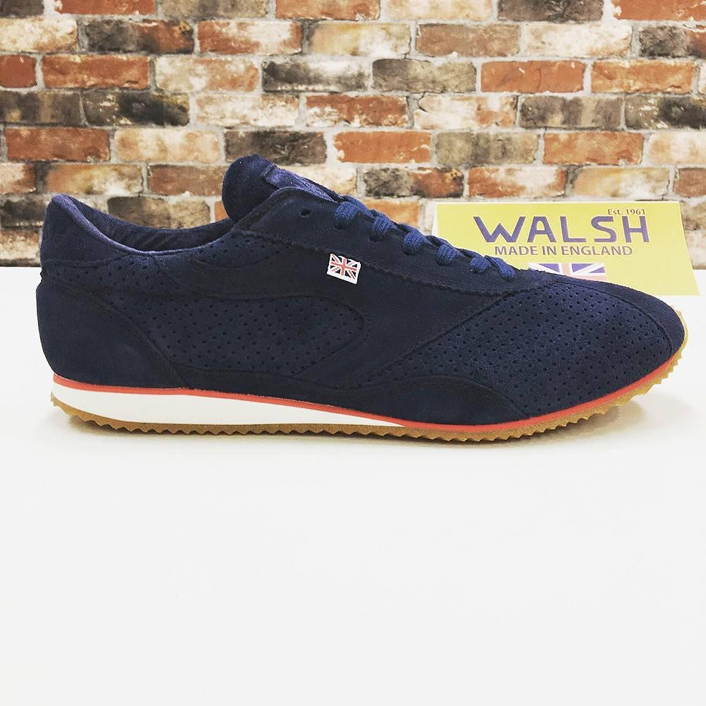 Walsh - Cobra Race Men's Sneakers - Navy