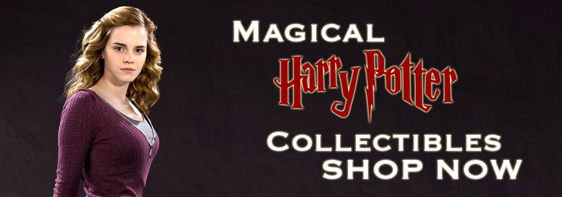 Magical Harry Potter Collectibles