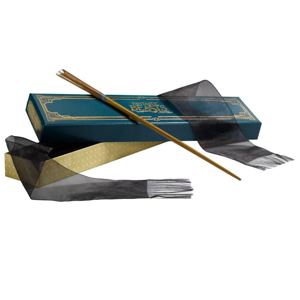 Fantastic Beasts - Newt Scamander Wand in Ollivander's Box