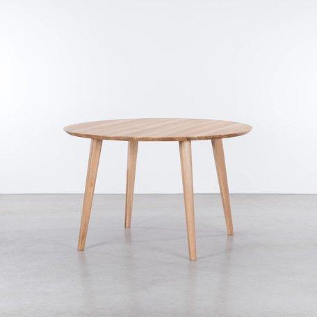 Tomrer ronde tafel Eiken