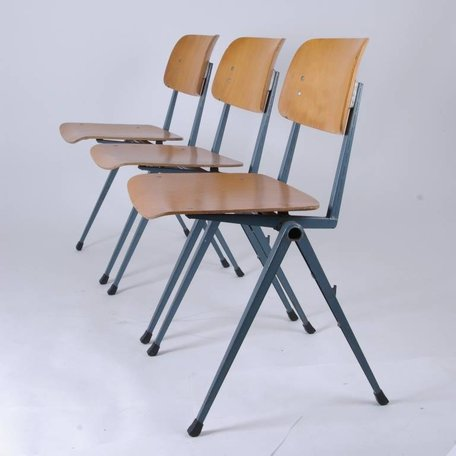 Marko Industrial compas chair