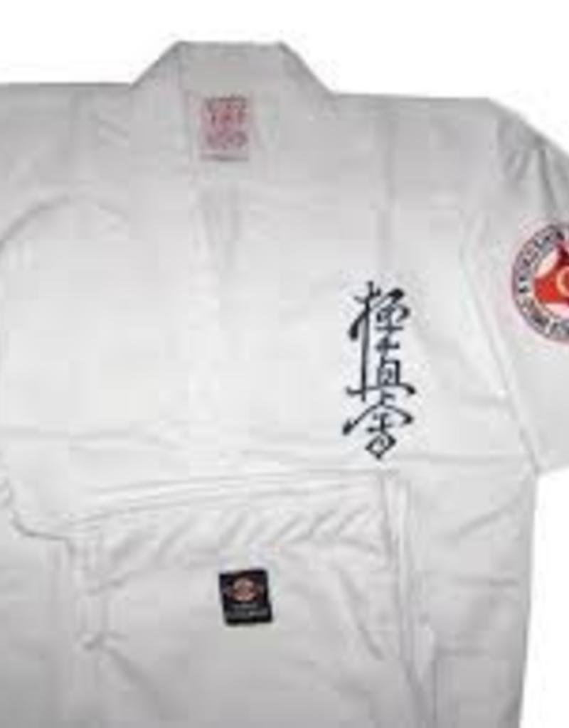 Your own dojo/logo embroidery