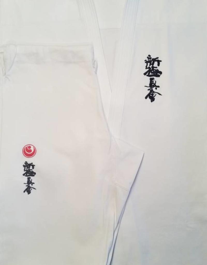 ISAMU 勇ISAMU SHINKYOKUSHIN FULL CONTACT COMPETITION KARATE SUIT