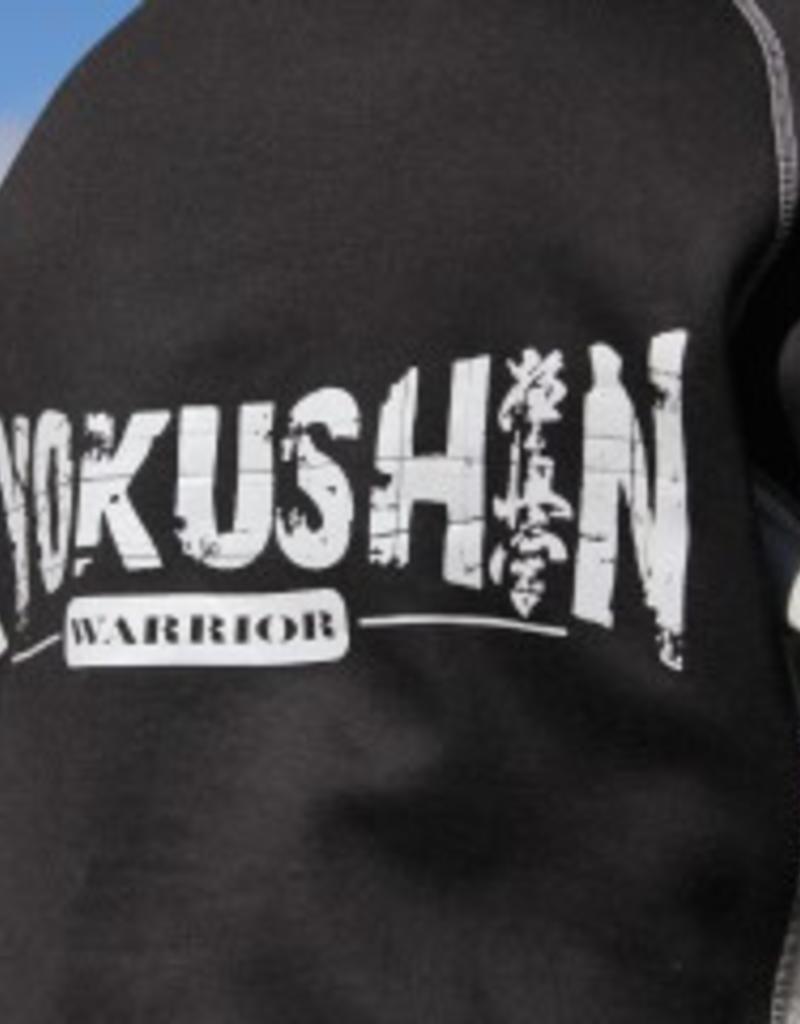 KYOKUSHIN WARRIOR FULL ZIP HOODY