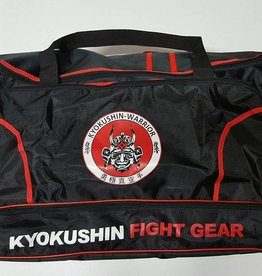 ISAMU 勇ISAMU KYOKUSHINKAI KARATE WARRIOR SPORTSBAG XL