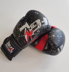 REAL FIGHTGEAR (RFG) BXBR-1 Boxing gloves - Black/Red