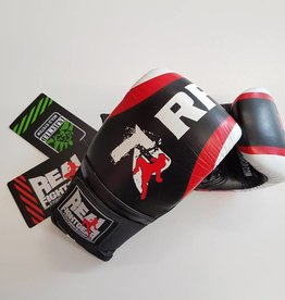 REAL FIGHTGEAR (RFG) BGBW-1 Bag Gloves - Black