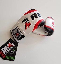 REAL FIGHTGEAR (RFG) BGWB-1 Zak handschoenen - Wit