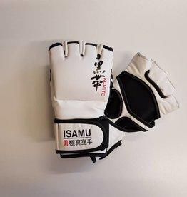 ISAMU 勇ISAMU Kuro Obi Kumite Gloves-4oz