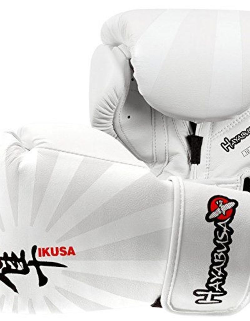 HAYABUSA HAYABUSA Ikusa™ Boxing gloves 10 oz - White