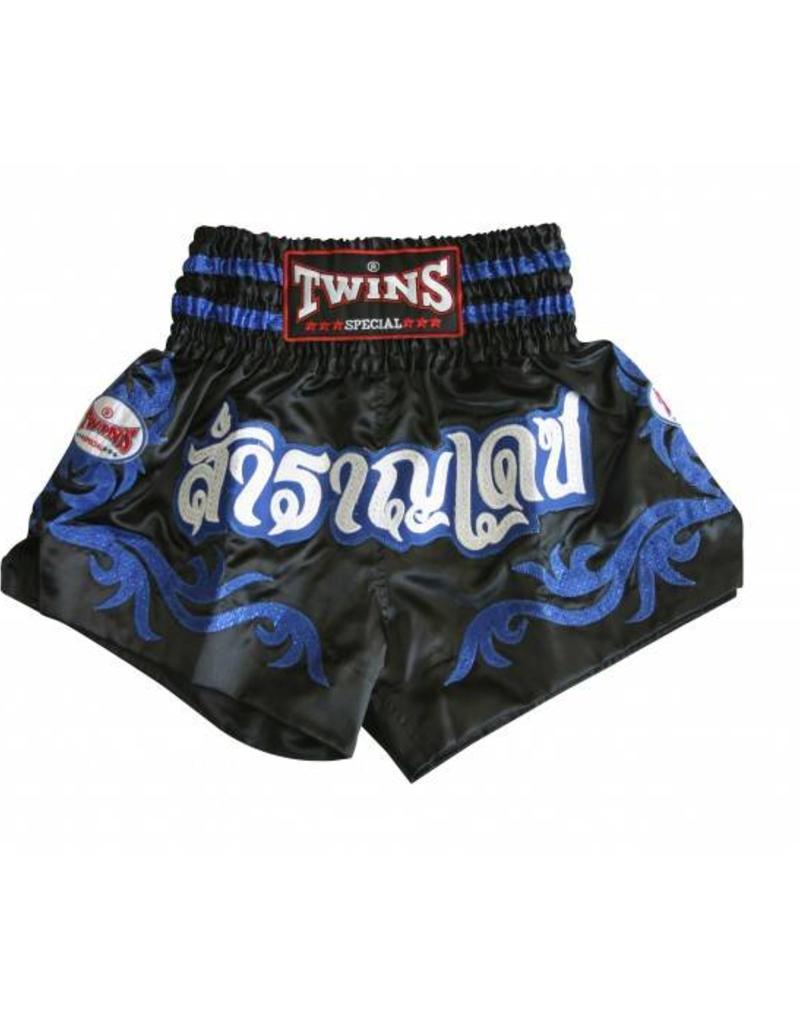 Twins TWINS TTBL66 KICKBOX SHORT-BL/BL