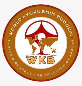 World Kyokushin Budokai Logo embroidery