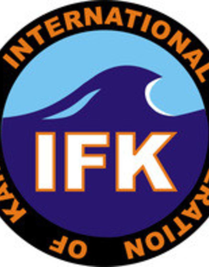 IFK KYOKUSHINKAI KARATE ZWARTE BAND