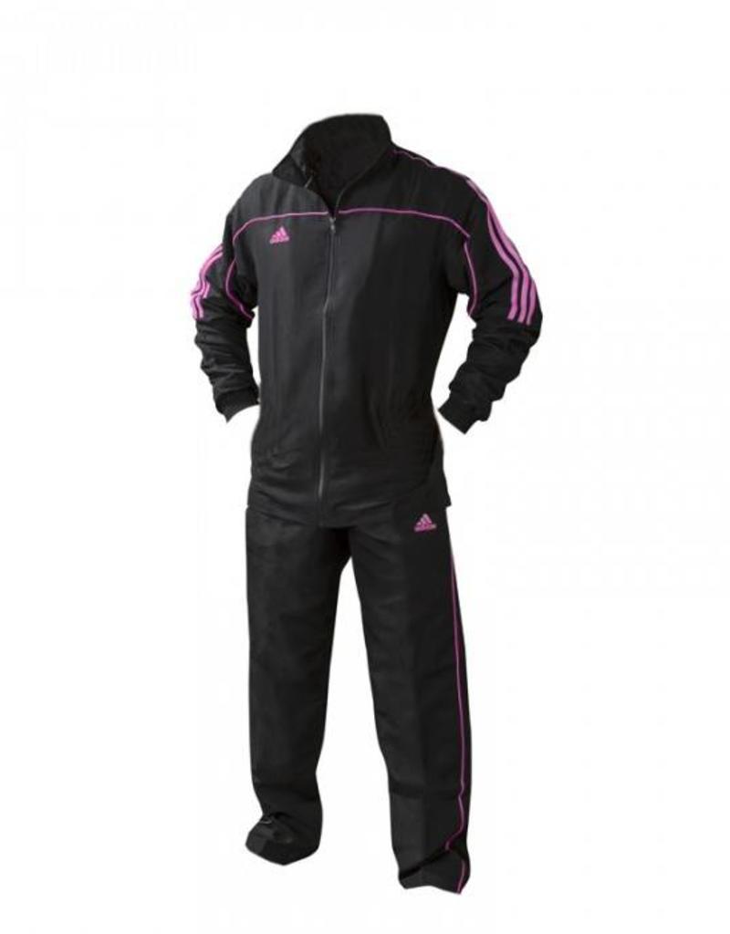 Adidas ADIDAS TEAM TRACKSUITE-BLACK/PINK