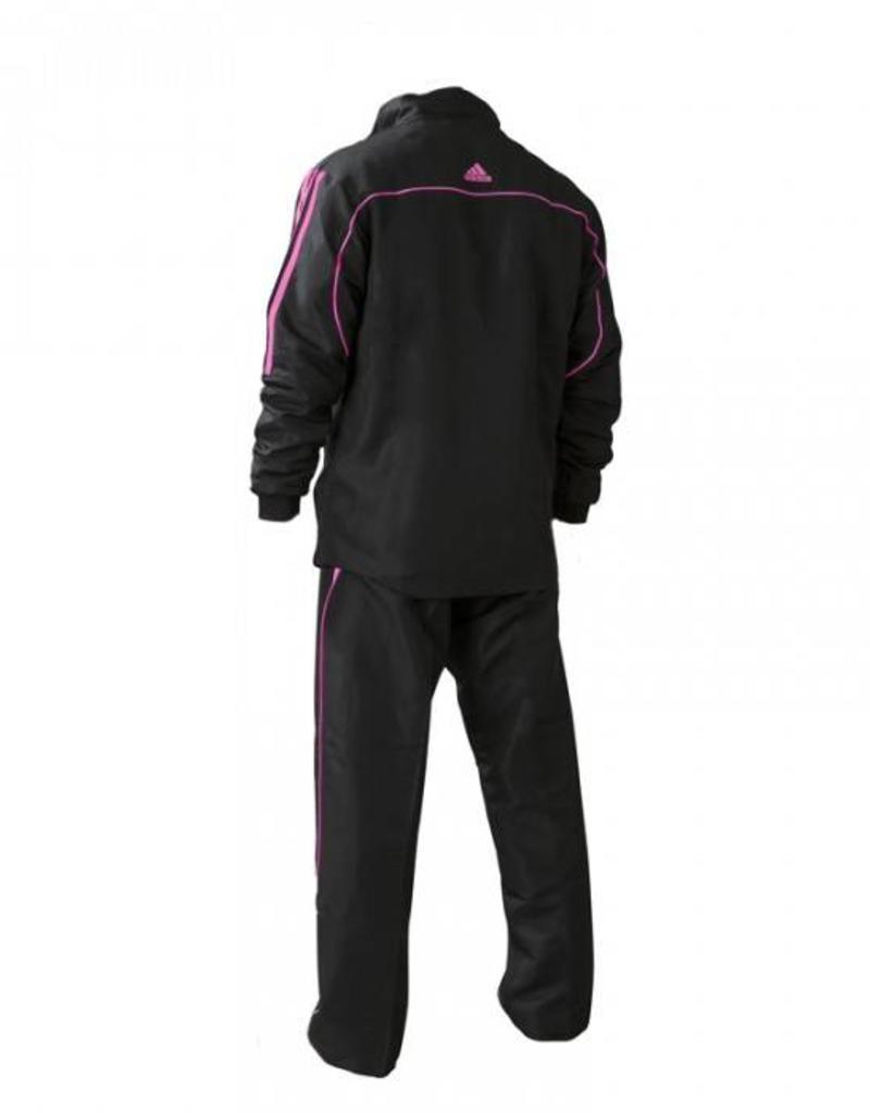 Adidas ADIDAS TEAM TRAININGSPAK ZWART/ROZE
