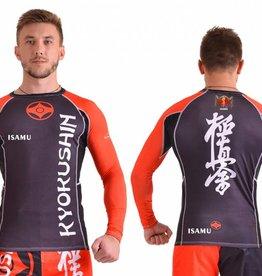 ISAMU KYOKUSHIN FIGHT RASHGUARD | OP = OP