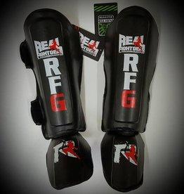 REAL FIGHTGEAR (RFG) SCHEENBESCHERMERS-SGBB1-BLACK