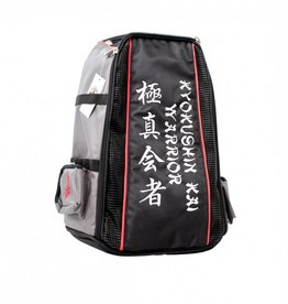 "Geborduurde ""Kyokushin warrior backpack / duffel bag"""