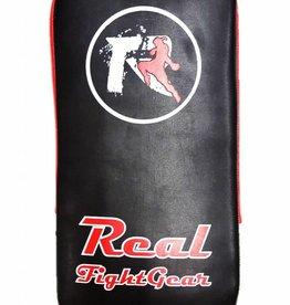 REAL FIGHTGEAR (RFG) ASBRX1 PRO KICKBOXING CURVED THAI PADS-XL