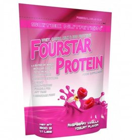 SCITEC NUTRITION Fourstar protein 500gr