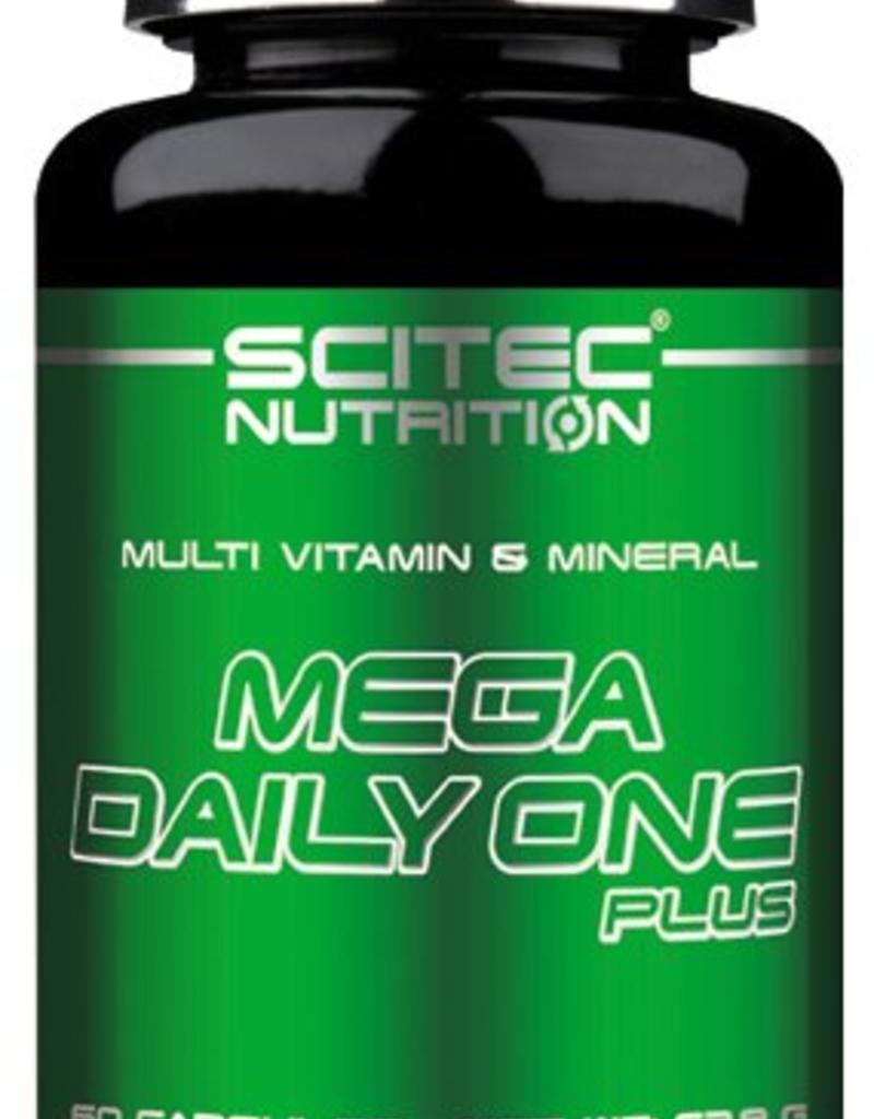 SCITEC NUTRITION Scitec Mega Daily One Plus 60 capsules