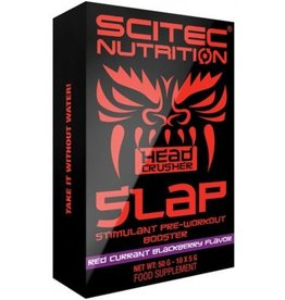 SCITEC NUTRITION Head crusher slap 50g 10x5