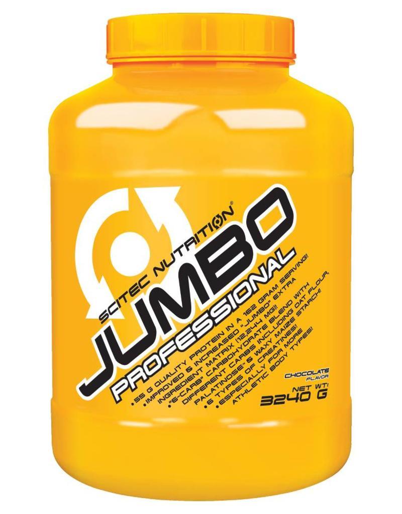 SCITEC NUTRITION Scitec Jumbo professional 3240g