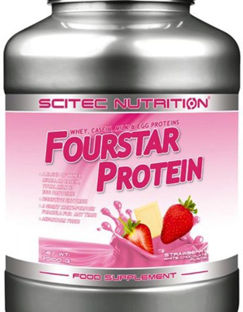 SCITEC NUTRITION Scitec Fourstarprotein2000gr