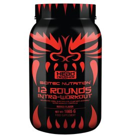 SCITEC NUTRITION Scitec Head crusher 12 rounds intra-workout 1665G