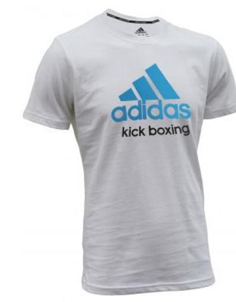 Adidas Adidas Kickbox T Shirt Kyokushinworldshop